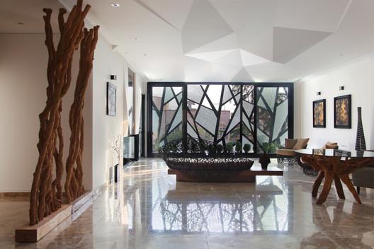 خانه مدرن شیک طراحی داخلی اپارتمان دانیال پاسداران