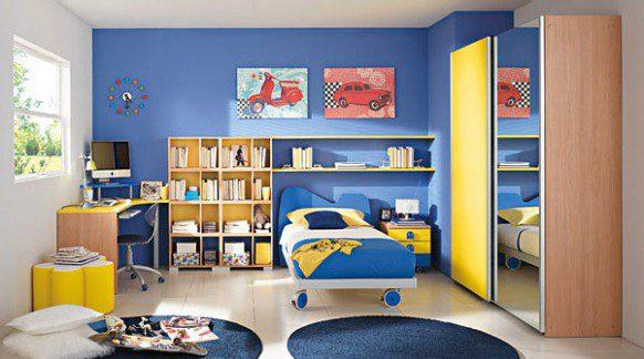 اتاق خواب کودک اتاق کودک دیزاین و طراحی داخلی اتاق کودک