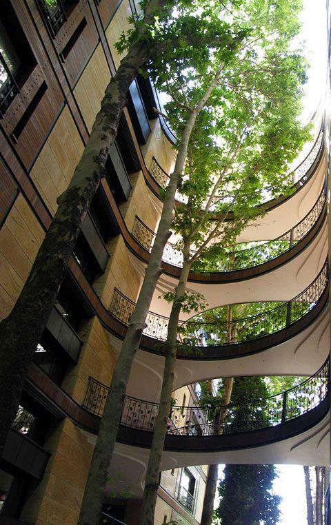 نیاوران نیکبخت خانه معماری مدرن طراحی معماران برتر