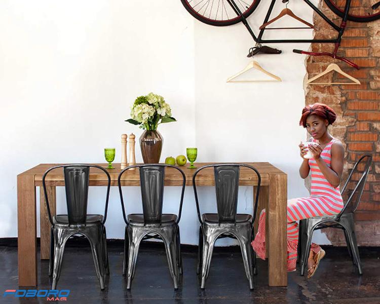 صندلی اپن و میز ناهار خوری