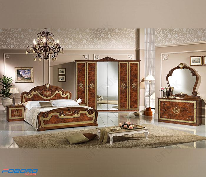 سرویس خواب سبک ایتالیایی