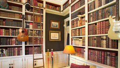 تصویر از خرید کتابخانه خانگی و عواملی که باید به آن توجه کنیم