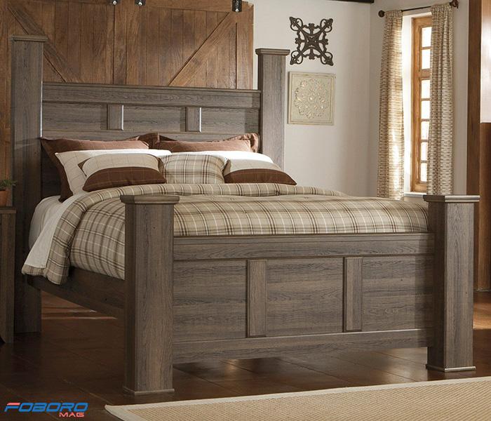 سرویس خواب مدرن تمام چوب