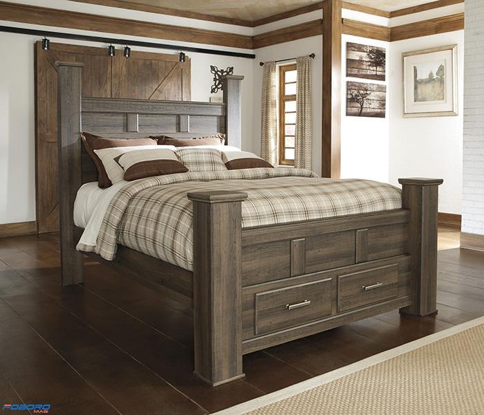 سرویس خواب چوبی و مدرن