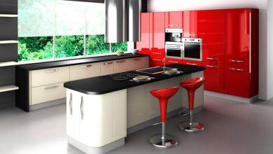 تصویر از صندلی اپن آشپزخانه و مهمترین عوامل برای انتخاب آن